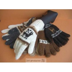 GANTS ADULTE Gants Laine naturelle
