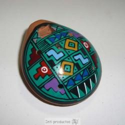 OC 1 Ocarina en céramique