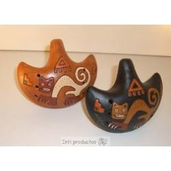 OC ACHA Ocarina en céramique
