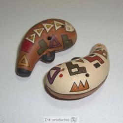 OC BOLSITA Ocarina en céramique
