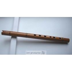 QUENA INKA Flûte quena en bois