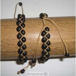 BTGR 1 Bracelet graines