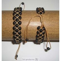 BTGR 2 Bracelet graines