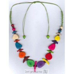 C179 collier tagua