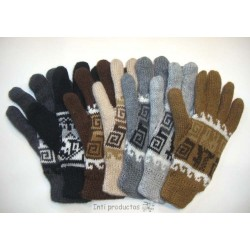 GANTS DOBLE Gants Laine naturelle DOUBLES