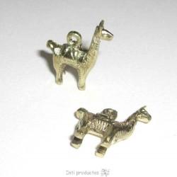 Lama BRZ Pendentifs idoles bronze
