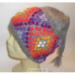 BONNET PUNTO color Bonnets bouclettes