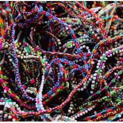 BIND 1 Bracelets tissés péruvien huatana watana