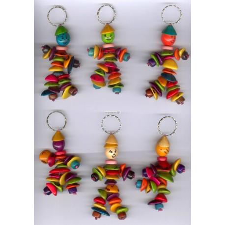 PCET 07 Porte clés tagua