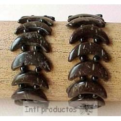 BCB 15 Bracelet noix de coco