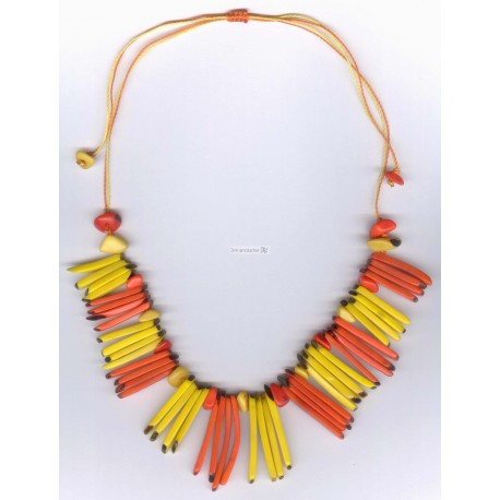 C309 Collier tagua