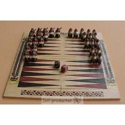 BAGGAMON Jeux backgammon