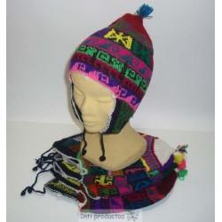 CHULLO HUANCA ADLT Bonnet adulte