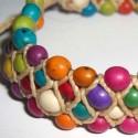 Bracelets graines