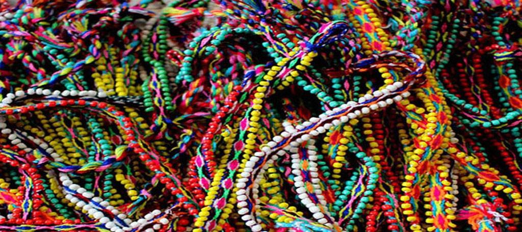 Bracelets watana du Pérou